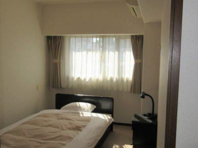 Aタイプのベッドルーム