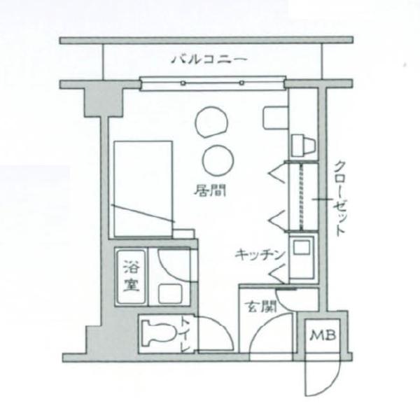 ラ・メール北大阪-Aタイプ