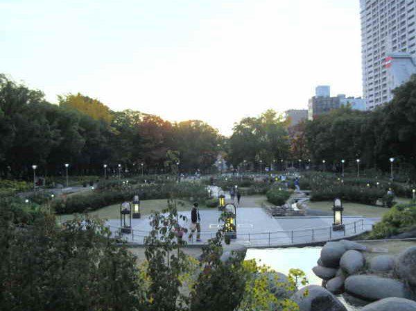 ウツボ公園