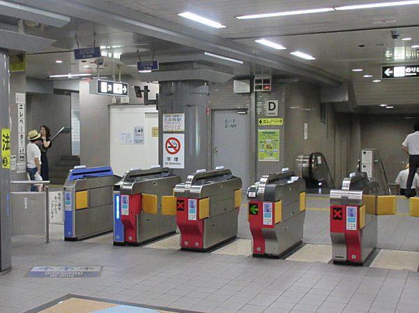 天満橋駅2