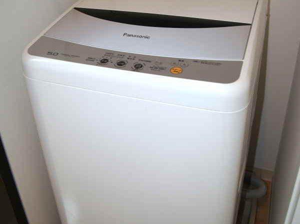洗濯機 フェリス北浜