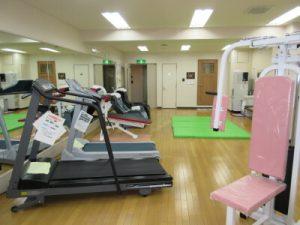 アローンズ大阪 フィットネスルーム