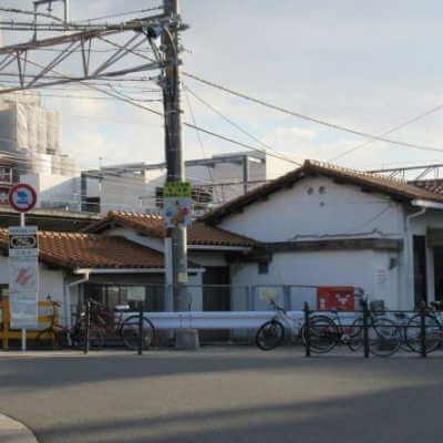東淀川駅周辺風景