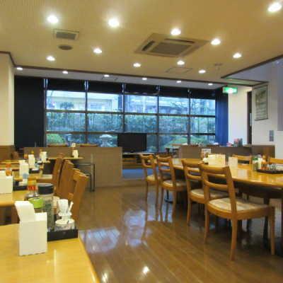 アローンズ大阪-食堂