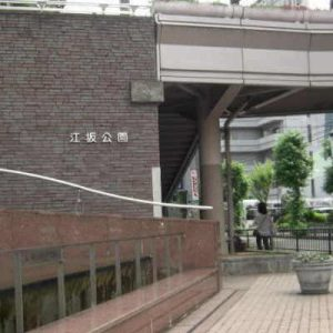 ミールズ江坂近く江坂公園