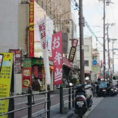 東淀川駅周辺