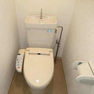 トイレ:ミールズ江坂