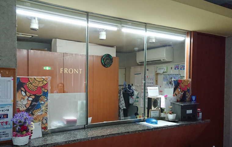 ミールズ江坂-フロント