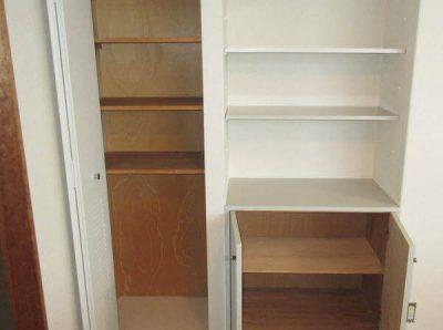 第3ロイヤルハイツ中尾-お部屋の収納たっぷり