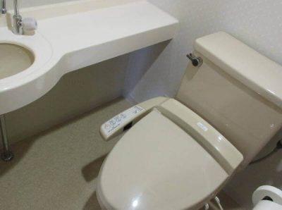 第3ロイヤルハイツ中尾-ゆったりトイレ