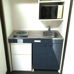 キッチン IH・冷蔵庫