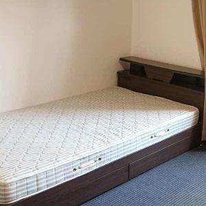 ベッド・下収納