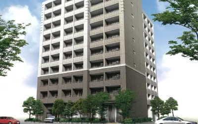 アパートメンツ江坂 大阪の単身赴任賃貸