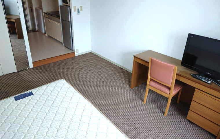 江坂で単身赴任の家具付き賃貸