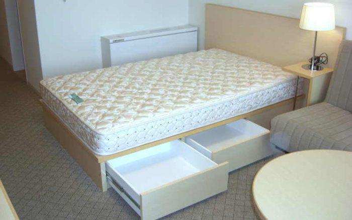 メゾン淀川 ベッド