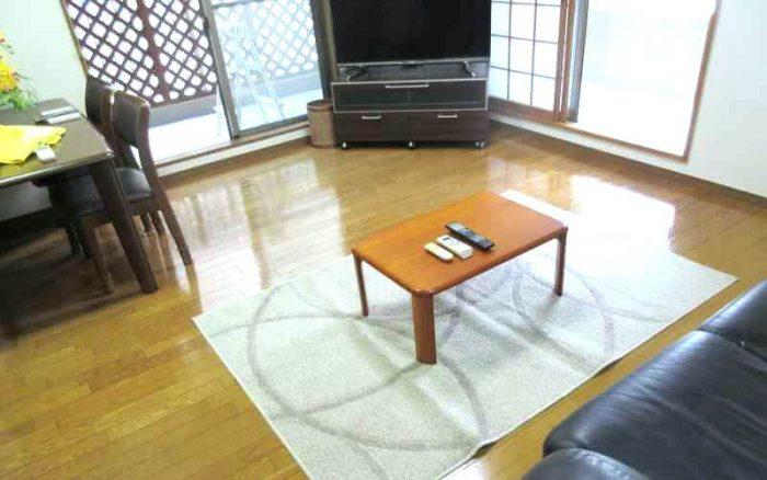 広いワンルーム 家具付き賃貸
