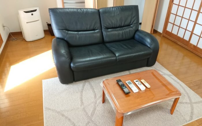 大阪転勤の広い家具付き賃貸なら