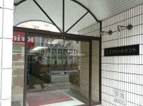 江坂アパートメント-エントランス