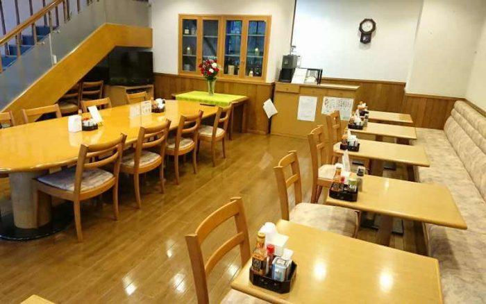 アローンズ大阪 食堂