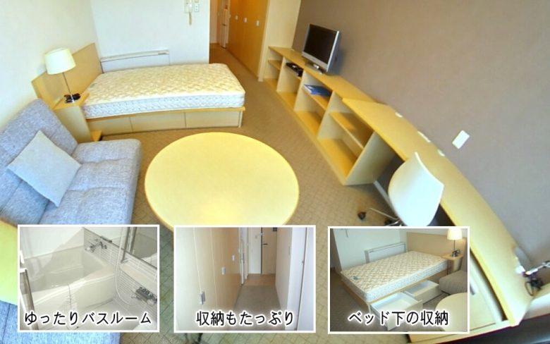 メゾン淀川 Aタイプ室内画像