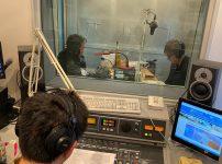 単身赴任本舗-FMラジオ収録