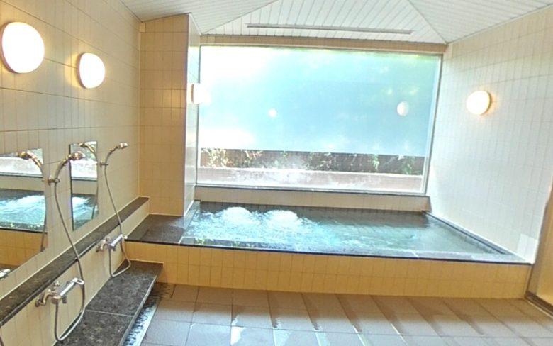 大浴場完備の賃貸