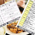 食事メニュー掲載サイト(食事付き賃貸)