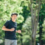 ジョギングで健康管理