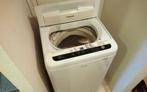 コンフォリア心斎橋EAST 洗濯機