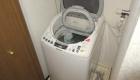 クレイドル梅田 洗濯機