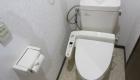 クレイドル梅田 トイレ